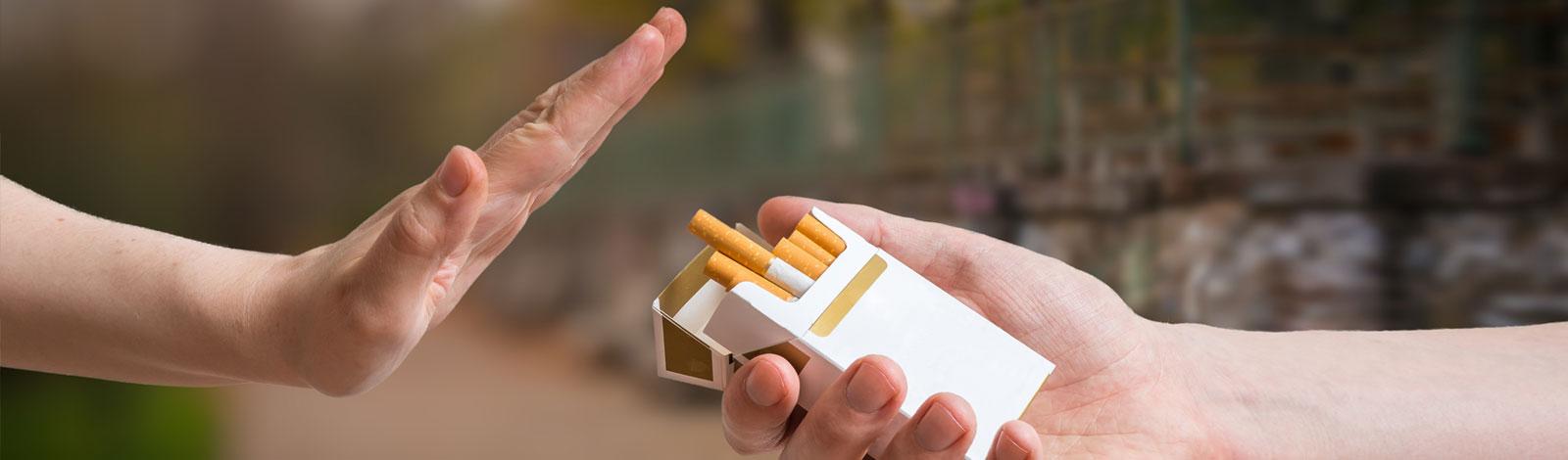 Banner Endlich Nichtraucher - Endlich Nichtraucher